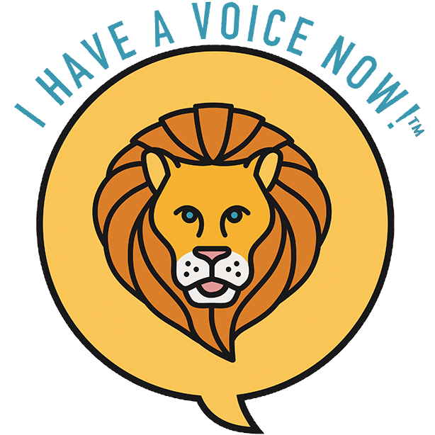 I HAVE A VOICE NOW!